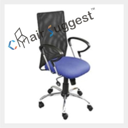 Medium back office chairs
