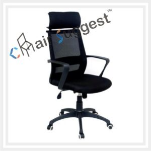 High back mesh chairs