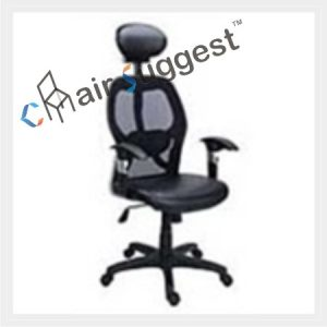 High back net office chairs