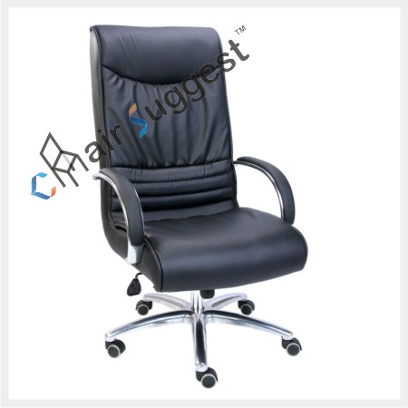 Executive office chair leather