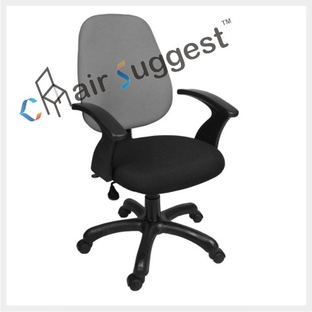 Computer chair arms