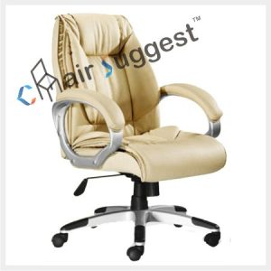 Medium back office staff chairs