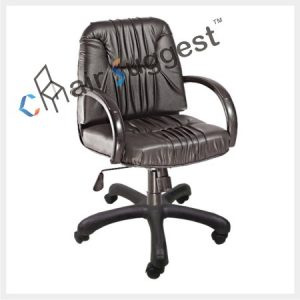 Office staff chair showroom