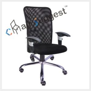 Sigma low back chair
